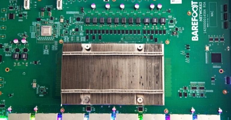Barefoot Networks computer board