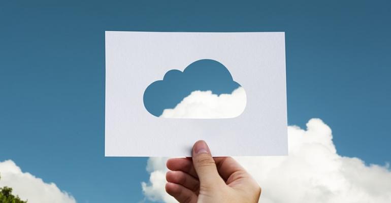 Cloud cutout