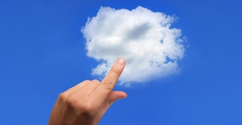 Pointing to the Cloud