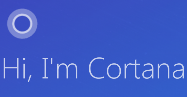 Cortana on Android Hero