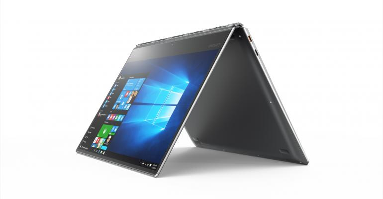 Lenovo Rolls Out Four New Machines for Windows & Android Platforms