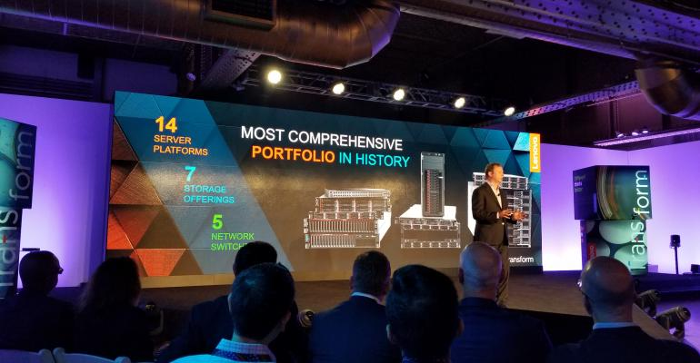 With New ThinkSystem & ThinkAgile, Lenovo Expands Data Center Portfolio