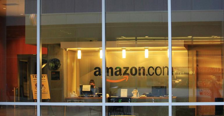 Welcome to Seattle, Washington: Where the Amazonians go to work