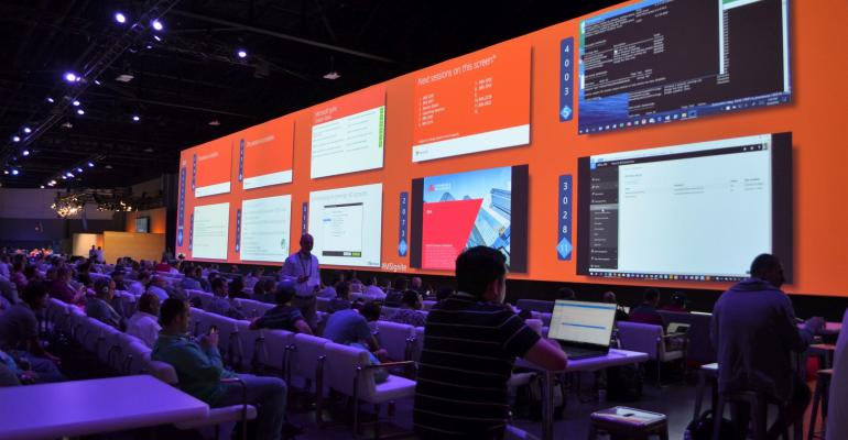 Microsoft Ignite: Hanging Out in the Ignite Hang Out