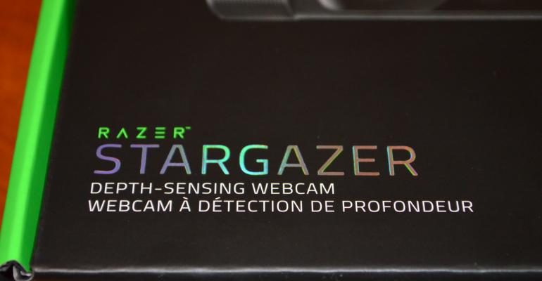 Unboxing: Razer Stargazer Windows Hello Compatible Webcam