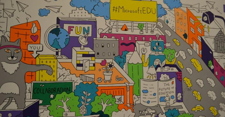 Hardware, Software, and Services Showcase Following #MicrosoftEDU Event in NYC