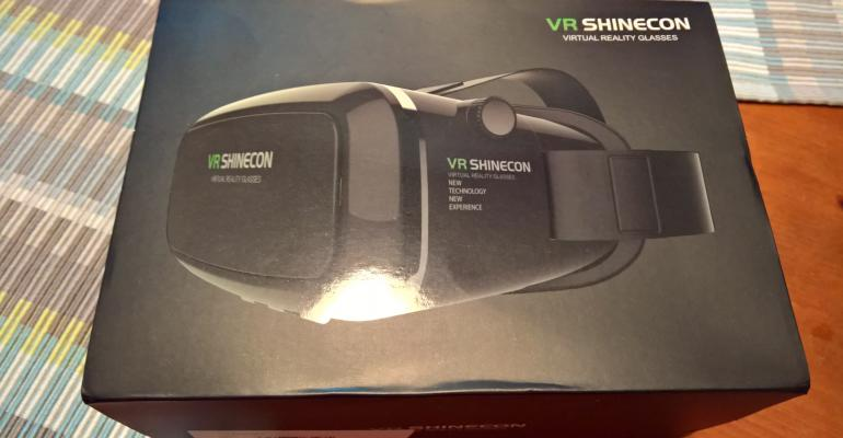 Gallery: VR SHINECON Virtual Reality Headset