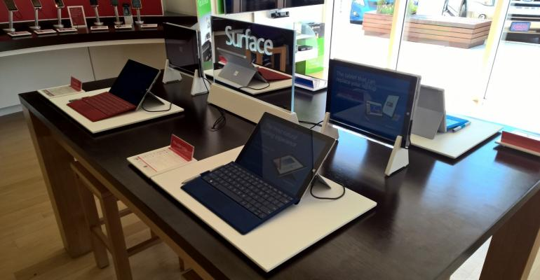 Gallery: A visit with the Surface 3