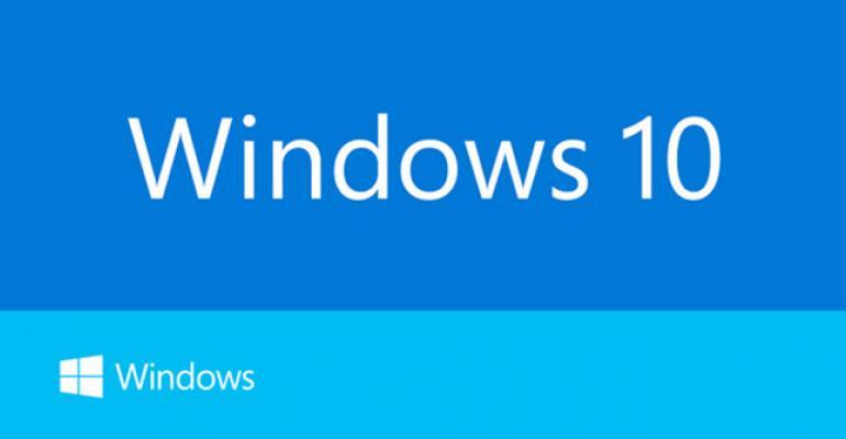 Windows 10 Tech Preview Enterprise Features