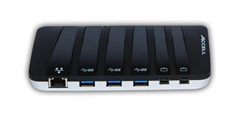 First Look: Accell UltraAV DockingStation Designed for Surface Pro 2 and 3