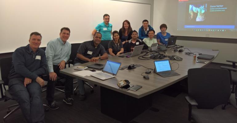 Microsoft Continuum App Contest Finalists