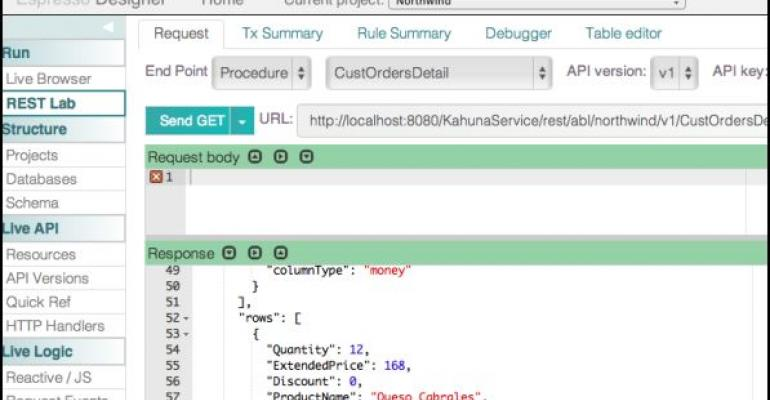 Expresso Logic Designer screenshot