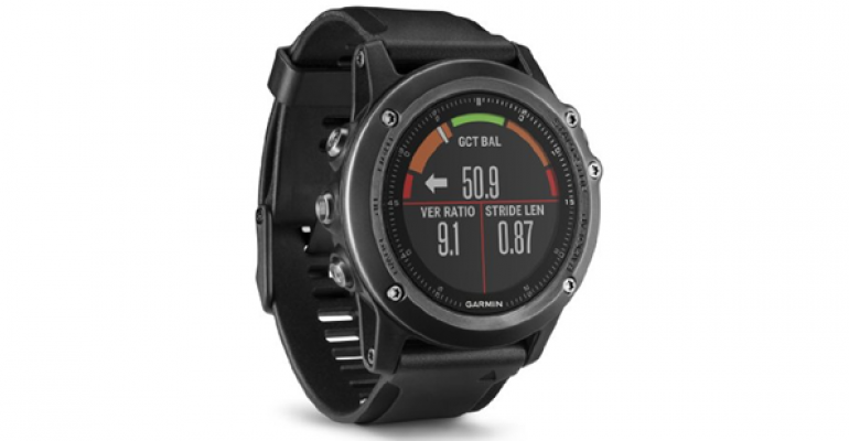 First Look: Garmin Fenix 3 HR