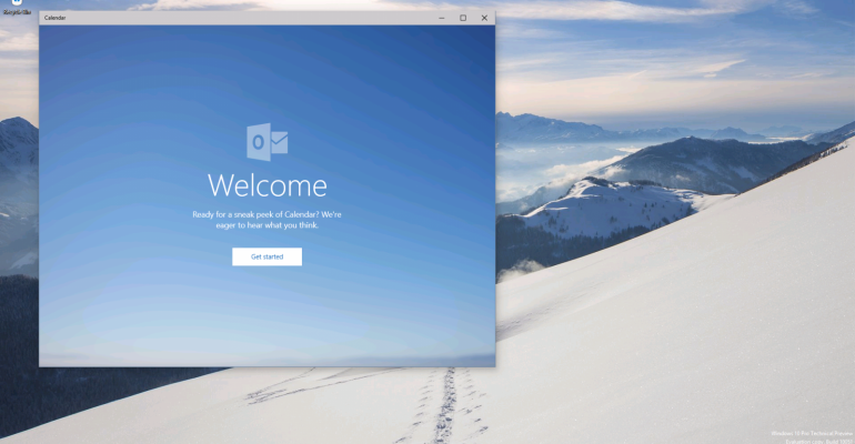 Gallery: Windows 10 build 10051 leaked screenshots