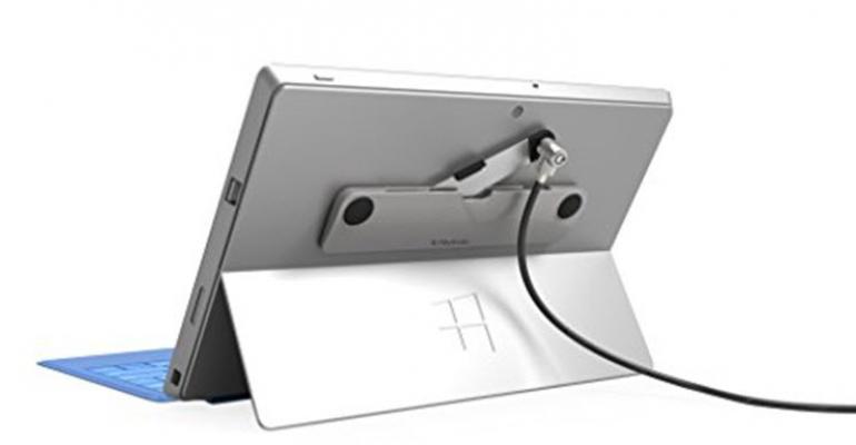 Blade Surface Book Lock