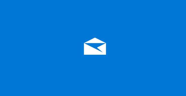 How to adjust Mail App Sync Settings on Windows 10