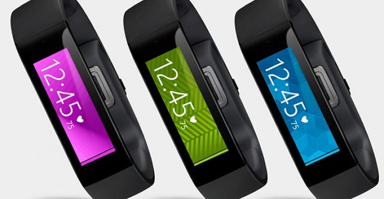 Gallery: Microsoft Band Firmware Update - Android vs Windows Phone