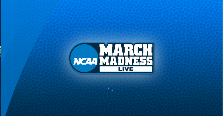App Tour - NCAA March Madness Live