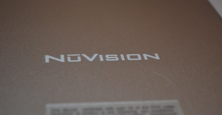 Unboxing & Hands On : Nuvision TM800W610L 8-Inch Windows 10 Tablet