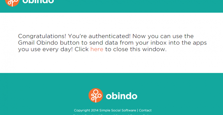 Gallery: Installing Obindo and Sharing to OneNote