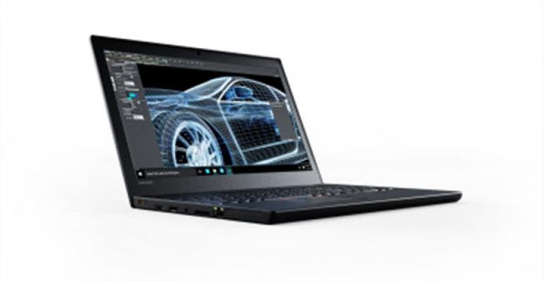 First Look: Lenovo ThinkPad P50s Mobile Workstation