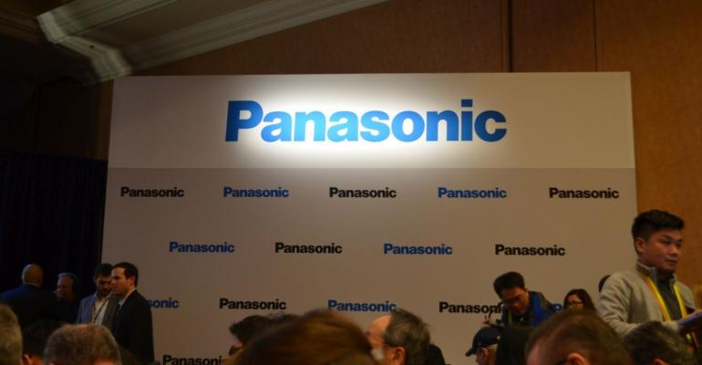 CES 2017: Panasonic Press Conference in Pictures