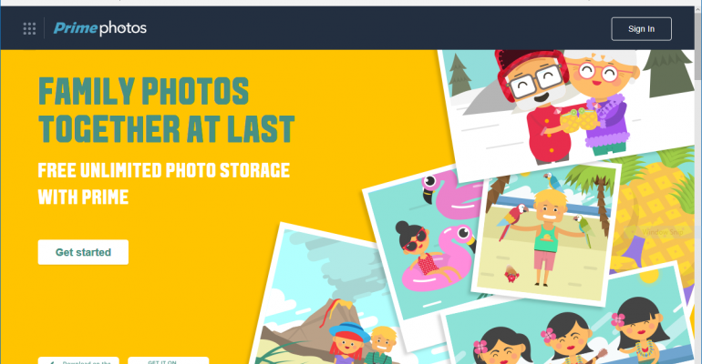 Amazon Prime Photos Offers New Family Vault Feature to Share Unlimited Image Storage
