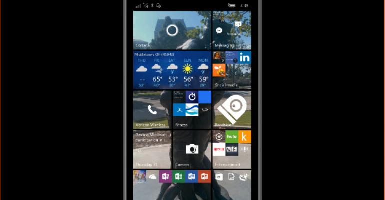 Cool App: Project Your Windows Mobile Screen to Your PC Over USB