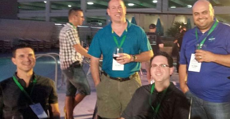 SQL Server pros at 2014 ITDev Connections