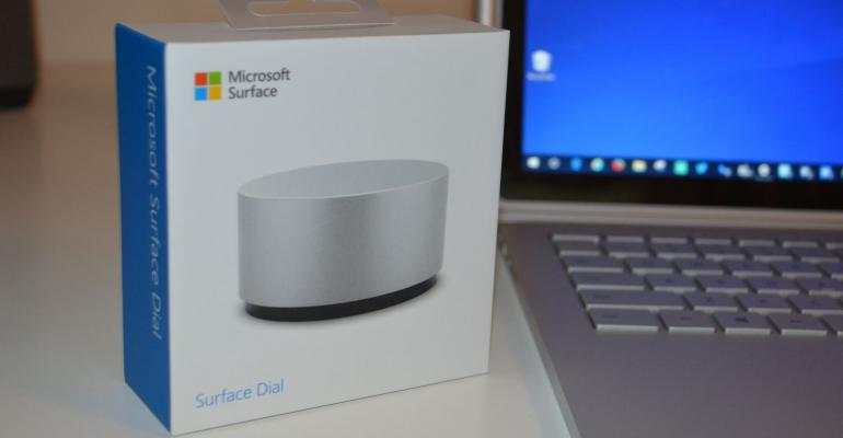 Unboxing and Setup of the Surface Dial