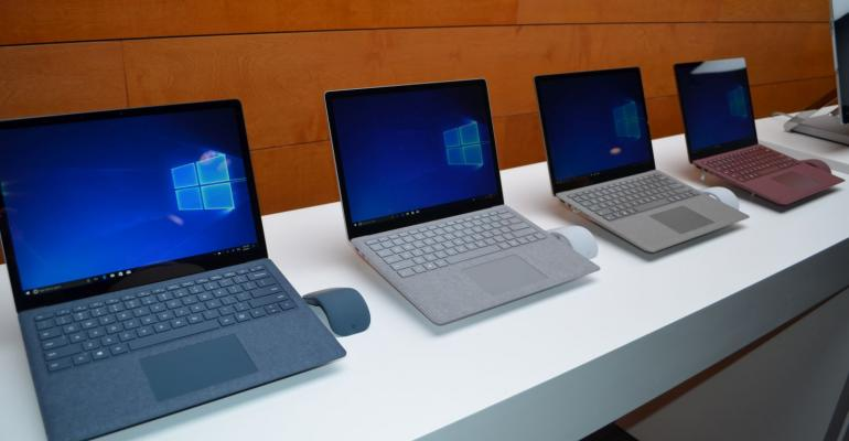 Surface Laptop and Microsoft's Renewed Educational Focus