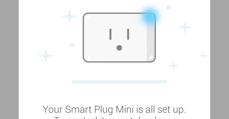 Smart Home: Setting Up the TP-Link Smart Wi-Fi Plug Mini and Connecting to the Alexa Service