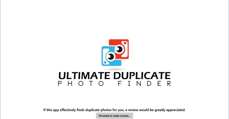 App Tour: Ultimate Duplicate Photo Finder