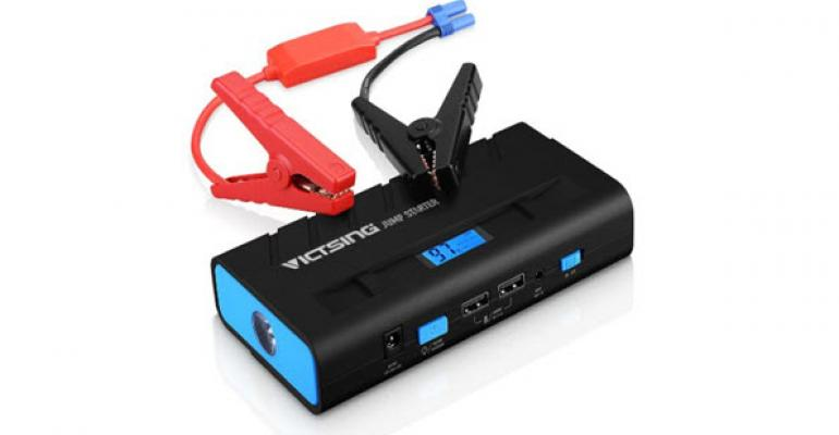 Review: VicTsing Gadget Charger and Auto Battery Jump Starter