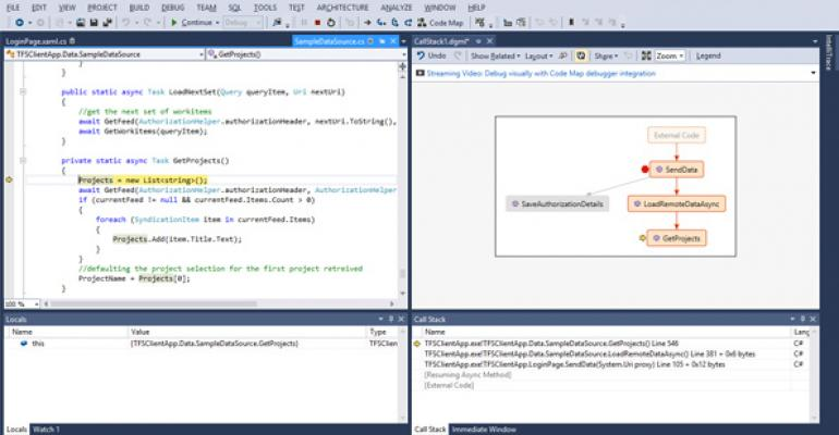 Visual Studio 2012 Update 2 Enhancements and Features
