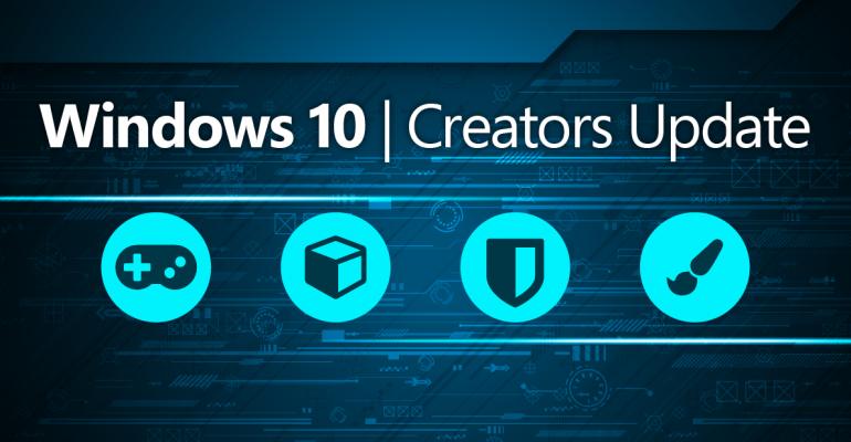 Windows 10 Creators Update: App Folders on the Start Screen