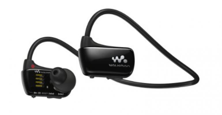 Review: Sony Walkman 4 GB Waterproof Sports MP3 Player