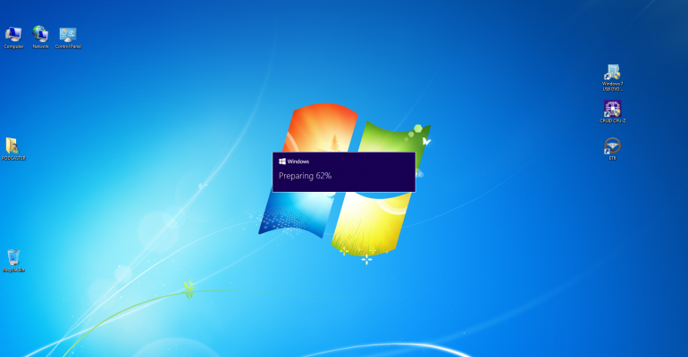 Windows 10 Clean Install using the Media Creation Tool