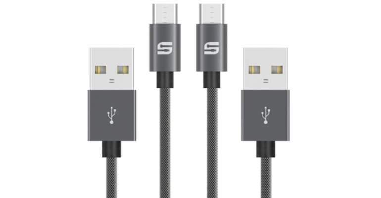 Kid Tested, Father Approved: Syncwire Nylon Braided Micro USB Cable