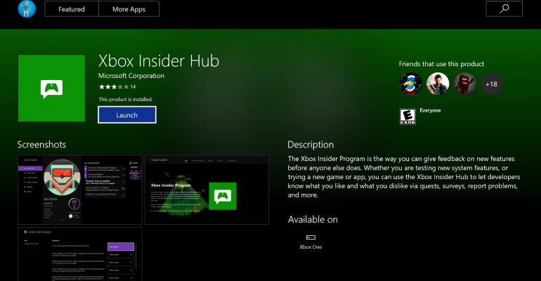 A Peek into the Xbox Insider Program