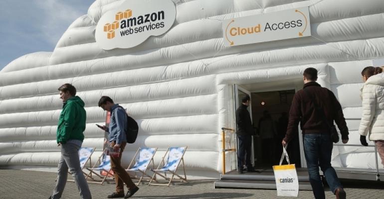 Amazon Web Services (AWS) Cloud Building