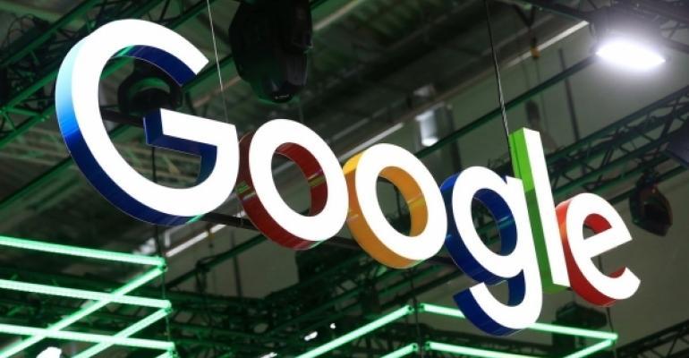 Google Logo Hero