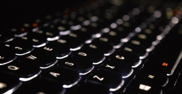Keyboard as a Background