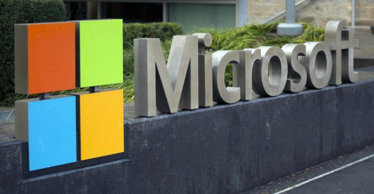 Microsoft company HQ