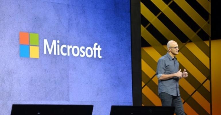Microsoft Ignite 2017 Keynote Satya Nadella