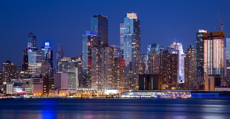 New York City Skyline Hero Image