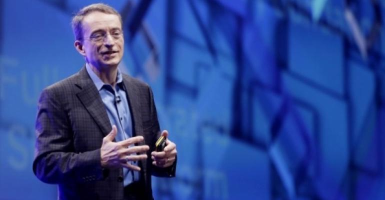 Pat Gelsinger VMware CEO at VMworld 2016