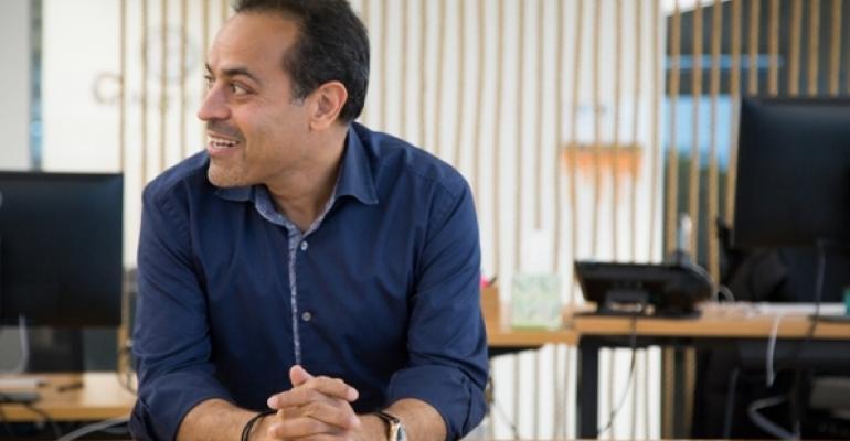 Puppet CEO Sanjay Mirchandani