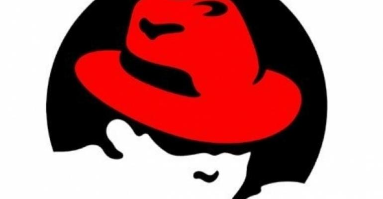Red Hat Company Logo