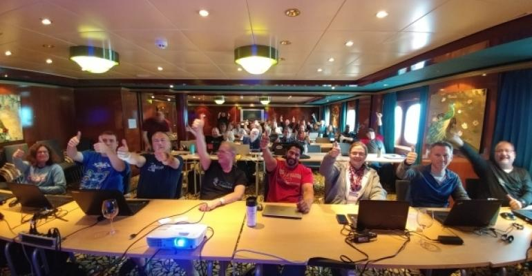 SQL Cruise 2017 Mid-Week Update